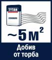 Tytan Professional BG Лепило за Плочки STANDARD